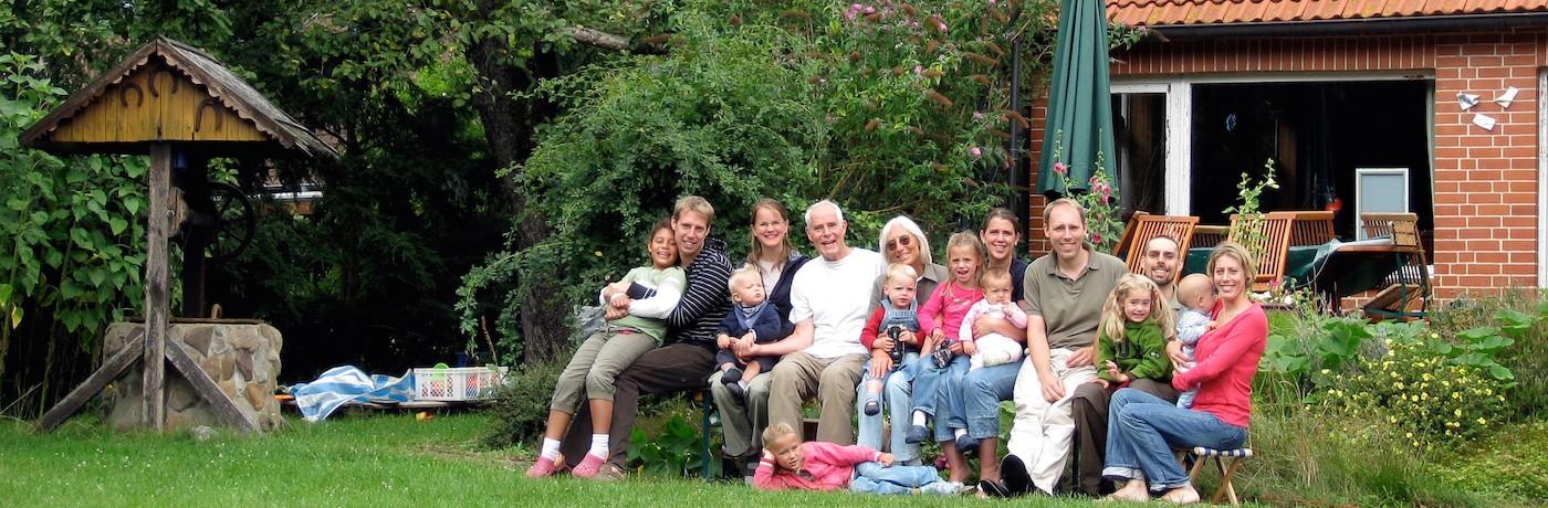 Familienfoto 2008