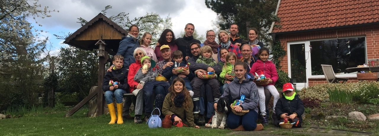 Familienfoto 2017